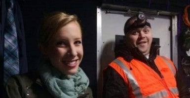 Alison Parker and Adam Ward, who were murdered during a live TV segment Wednesday. (Photo: WDBJ7 Facebook)