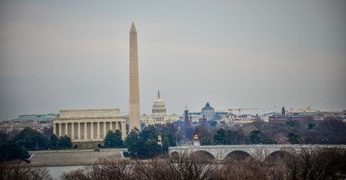 Washington, D.C. skyline. (Photo: m01229/CC BY 2.0)