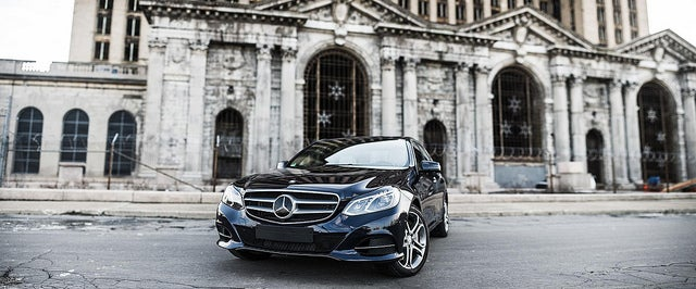 Every American household could buy a Mercedes Benz E-Class sedan with the nation's debt. (Photo: Creative Commons)