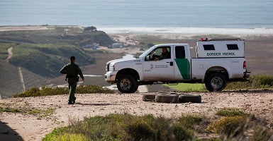 """We've had about 2,500 unidentified remains since 2001, of people we believe to be foreign nationals,""  the medical examiner of Arizona's Pima County says. (Photo: U.S. Customs and Border Protection)"