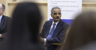 U.S. Attorney General Eric Holder (Photo: US Embassy/Creative Commons)
