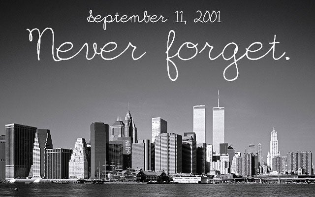 9/11 Never forget (featured image size)