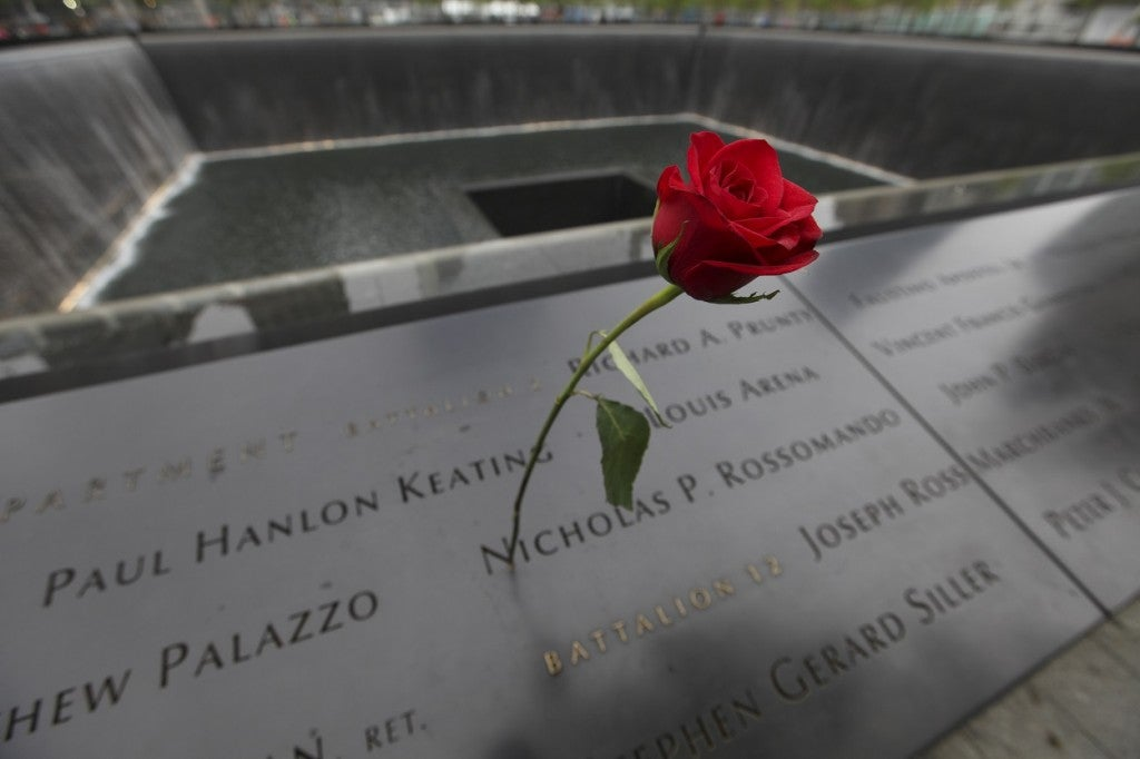 Dedication of the National September 11 Memorial Museum in New York
