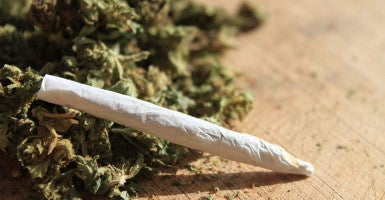 Marijuana use can harm someone, just like smoking can. (Photo: gvictoria/iStock)
