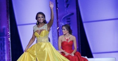 Miss Tennessee thinks funding Planned Parenthood helps women's health. (Photo: Mark Makela/Reuters/Newscom)