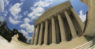 United States Supreme Court (Photo: Jonathan Larsen/Getty Images)