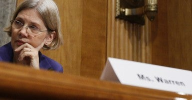 Sen. Elizabeth Warren, D-Mass. (Photo: Ann Heisenfelt/Getty Images)