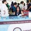 An Obamacare enrollment event in California. (Ph