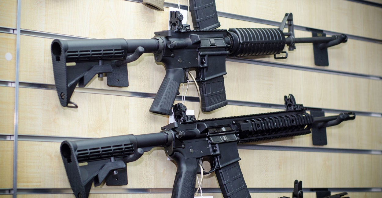 8 Times Law-Abiding Citizens Saved Lives With an AR-15