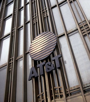 AT&T's $1 billion charge