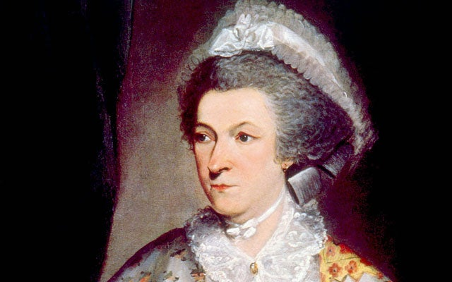 Abigail Adams (Photo courtesy Everett Collection/Newscom)
