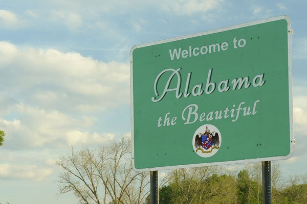 Alabama-sign