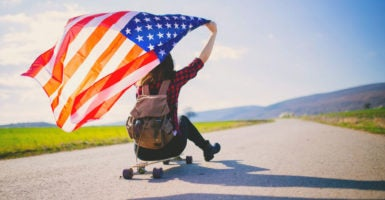 True liberty requires coexisting with people who say things and engage in voluntary acts that we deem offensive. (Photo: iStock Photos)