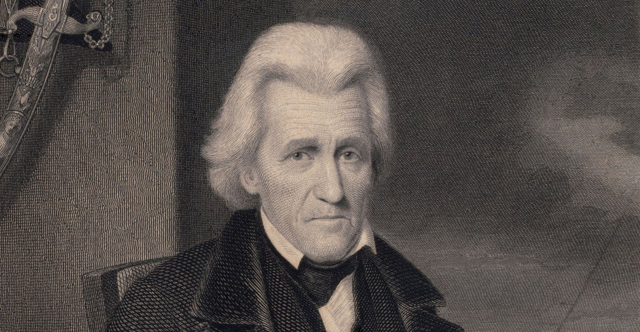 why andrew jackson was a polarizing Jackson is a polarizing figure whose legacy has been debated more avidly in recent years thanks to both president trump and former president obama  graves of president andrew jackson and his .