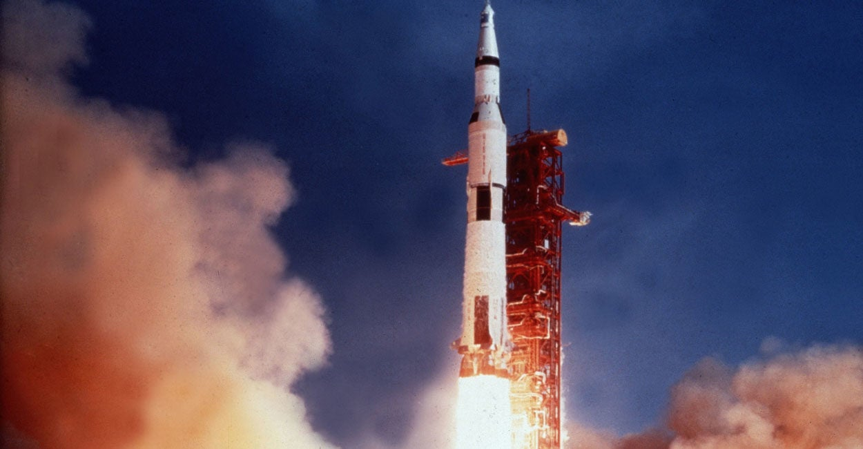 What I Saw of the Apollo Program As a Kid in the 1960s