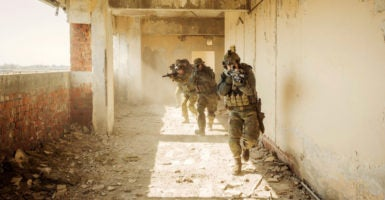 Of the U.S. Army's 58 total brigade combat teams, only three are considered ready for combat. (Photo: iStock Photos)