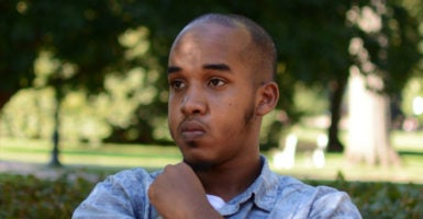 Abdul Razak Ali Artan was a Somali refugee who injured 11 people at Ohio State University in an attack. (Photo: Handout/Reuters /Newscom)