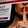 Ashley Madison website on August 19, 2015. Hackers who stole customer information from the cheating site AshleyMadison.com dumped 9.7 gigabytes of data to the dark web on Tuesday fulfilling a threat to release sensitive information including account details, log-ins and credit card details. (Photo:  Manuel Romano/ZUMA Press/Newscom)