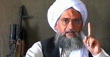 Al-Qaeda leader Ayman al-Zawahiri (Photo: AFP/Getty Images/Newscom)
