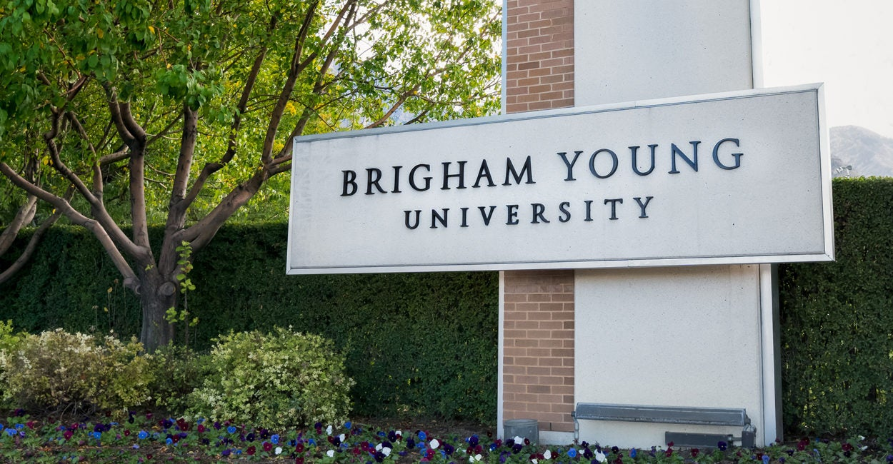 Pro-LGBT Group at Brigham Young University Wants to Secularize the School