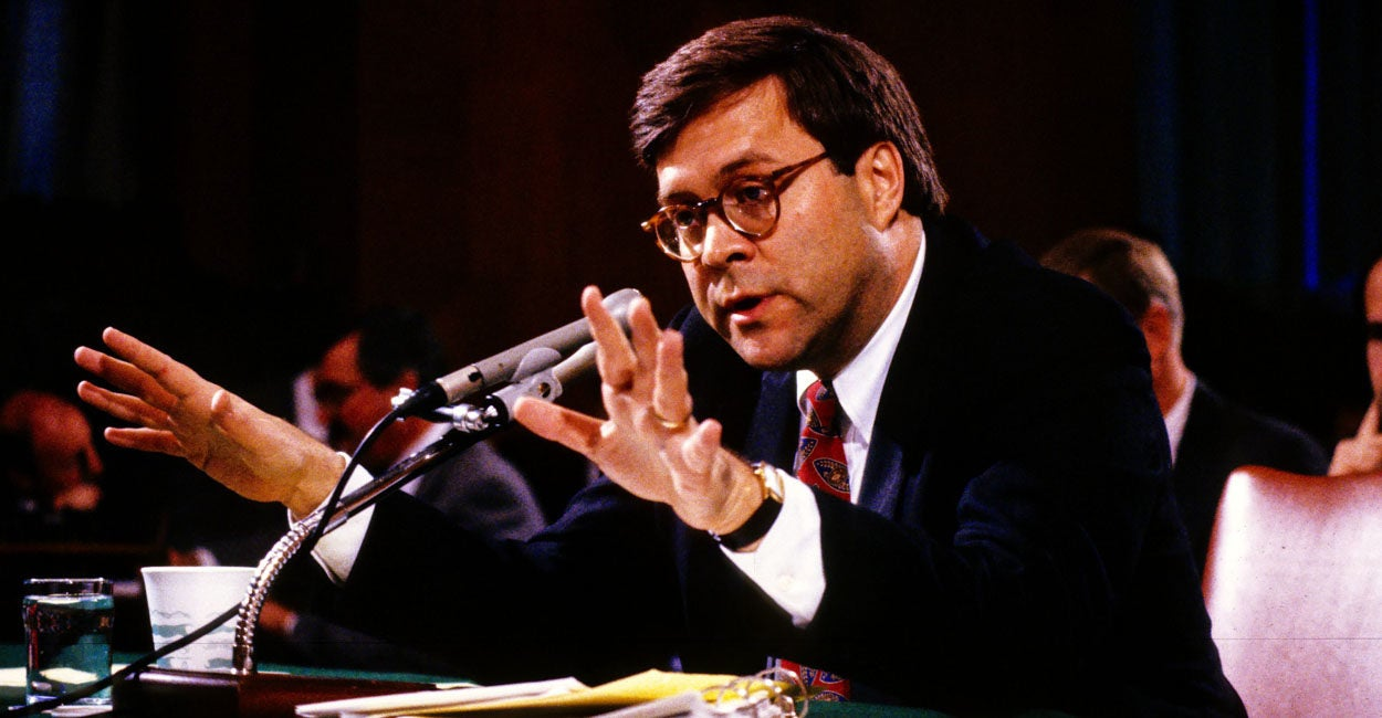 President Trump Will Name Pro-Life Bill Barr Attorney General, He Strongly Opposes Roe v. Wade