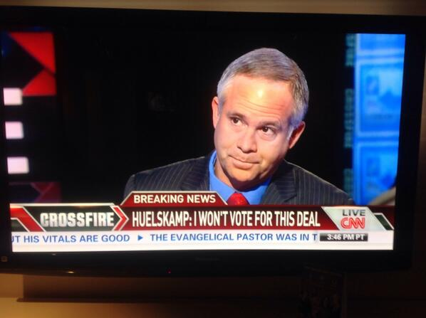 Huelskamp on CNN