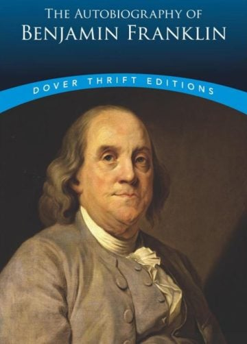 franklins autobiography Although benjamin franklin's (1706-1790) autobiography breaks off in 1757, it is an invaluable document for understanding both colonial life and the eighteenth century american mind.