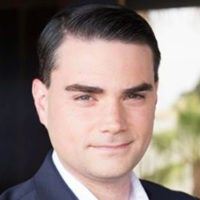Portrait of Ben Shapiro