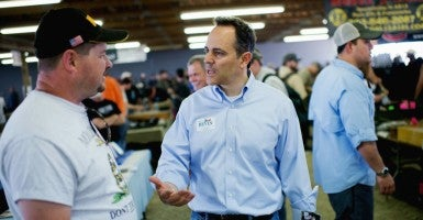 Governor-elect Matt Bevin, R-Ky. (Photo: Tom Williams/CQ Roll Call/Newscom)