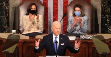 Biden Joint Session Congress Address