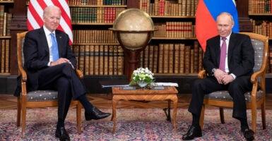 Biden Putin summit