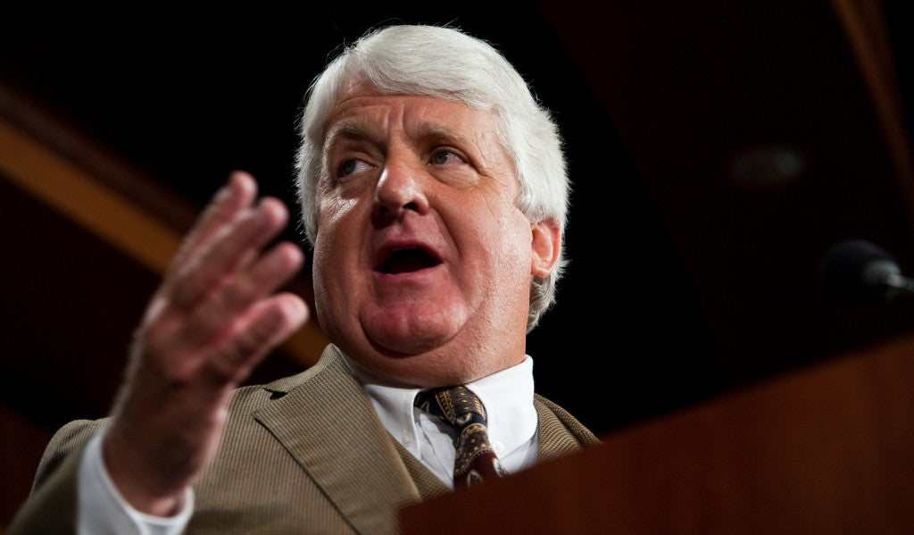 "Rep. Rob Bishop, tasked with leading a plan to help Puerto Rico, calls the island's debt crisis a ""national problem"" that ""should not be a partisan issue."" (Photo: Bill Clark/CQ Roll Call Photos/Newscom)"