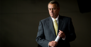 House Speaker John Boehner, R-Ohio (Photo: Bill Clark/CQ Roll Call/Newscom)