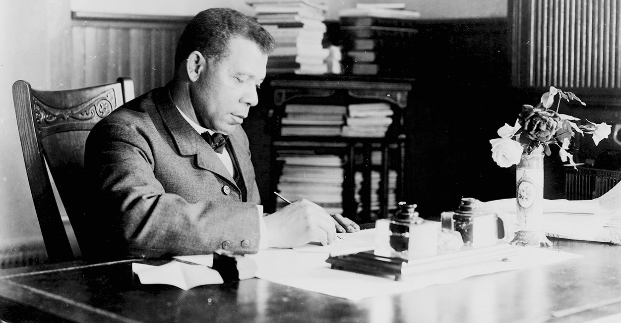 Booker T. Washington: A Legacy of Enterprise and Education