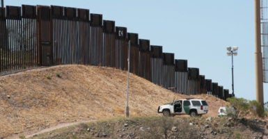 In March 2017, border apprehensions declined by 64 percent from the same month in the previous year. (Photo: iStock Photos)