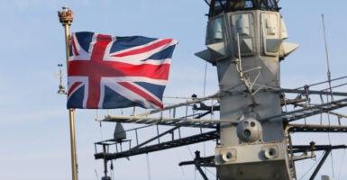 British defense spending