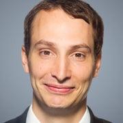 Portrait of Matthew Buckham