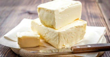 A 1953 Wisconsin law that imposes strict grading regulations on butter products is now blocking some of the world's renowned butter brands from selling in the state. (Photo: iStock Photos)