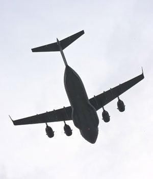 C-17 Jet