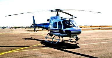 California Highway Patrol Helicopter (Photo: Flickr / Scott Loftesness / CC BY-NC-ND 2.0)