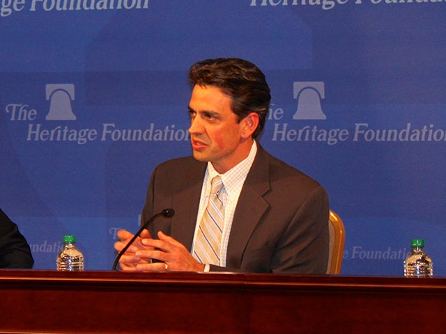 Rep. Tom Graves (R-GA) at Heritage Action's Conservative Policy Summit / K. Harris