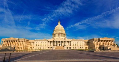 The Congressional Review Act, passed in 1996, gives Congress an easy method for reviewing and overturning burdensome rules from executive agencies. (Photo: iStock Photos)
