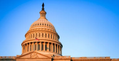 The continuing resolution being considered would fund the government into April 2017. (Photo: iStock Photos)