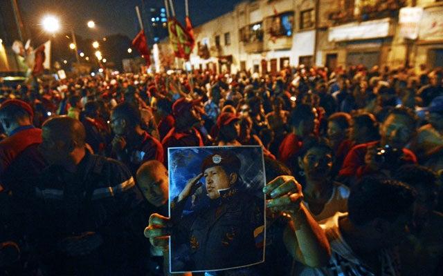 LEO RAMIREZ/AFP/Getty Images/Newscom