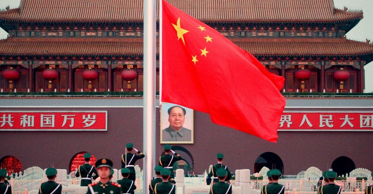 China vs human right