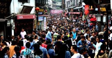China's Chongqing Municipality (Photo: Tang Yi Xinhua News Agency/Newscom)