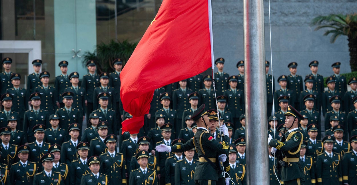 Countering the Rise of China