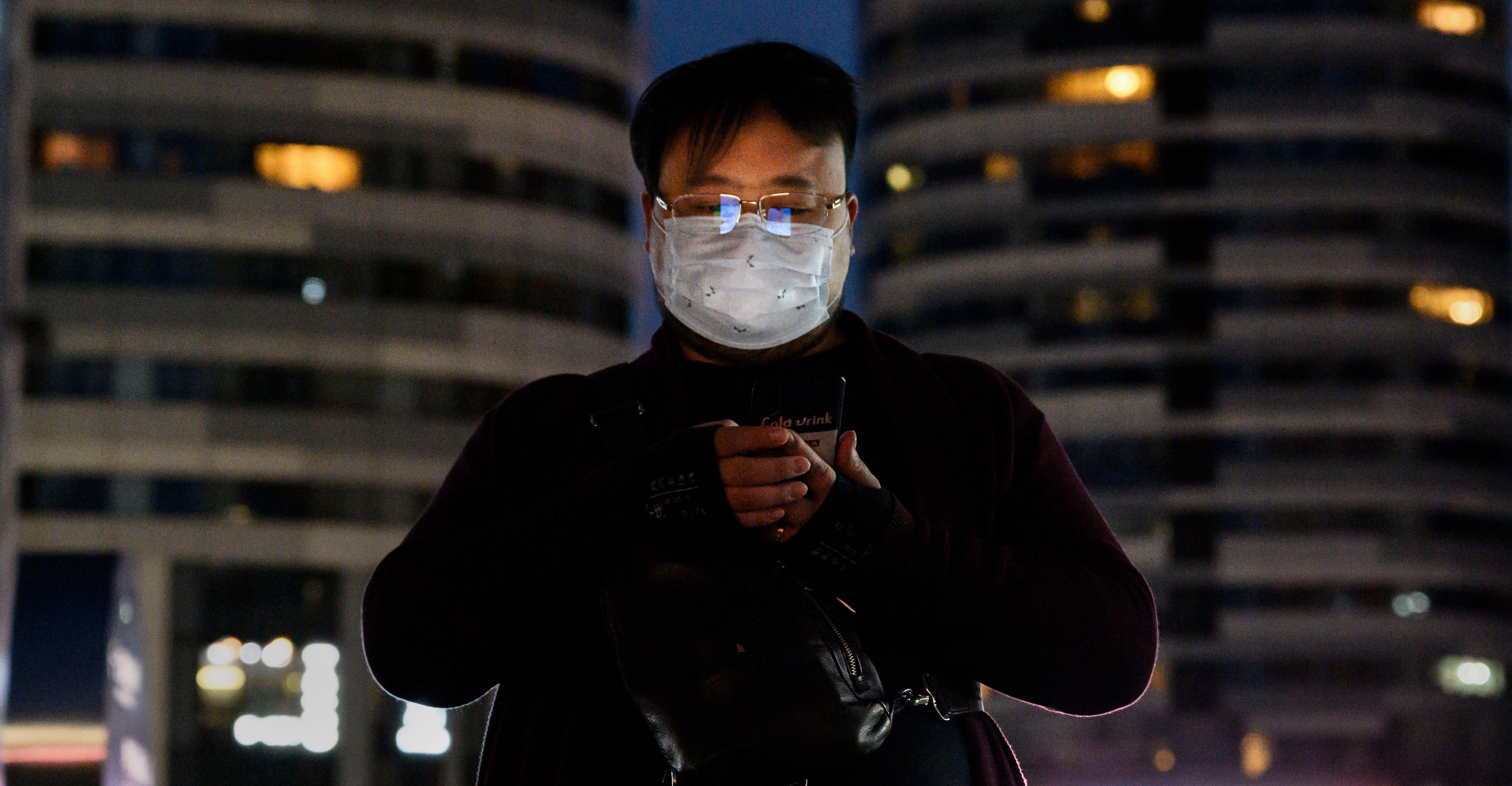 masque nbc virus