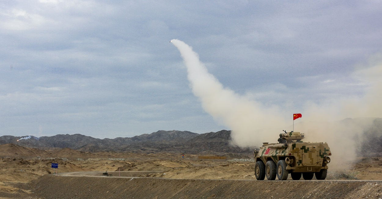 Annual Pentagon Report Tracks Growing Chinese Military Capabilities