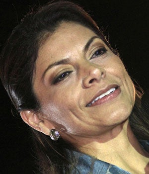 Costa Rica President-Elect Laura Chinchilla